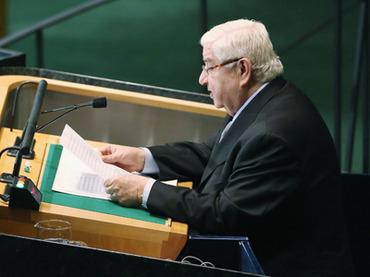 МИД Сирии: некоторые члены Совбеза ООН поддерживают терроризм