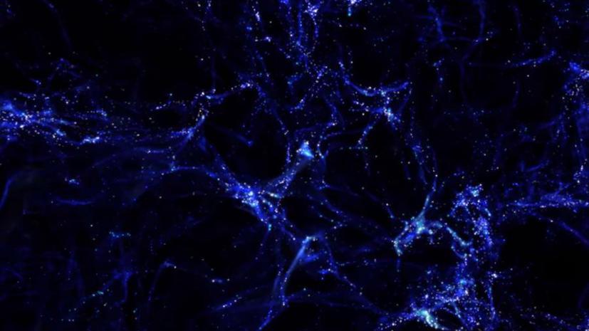 Исследование: чёрные дыры выстроены в линии, образуя межзвёздную космическую сеть