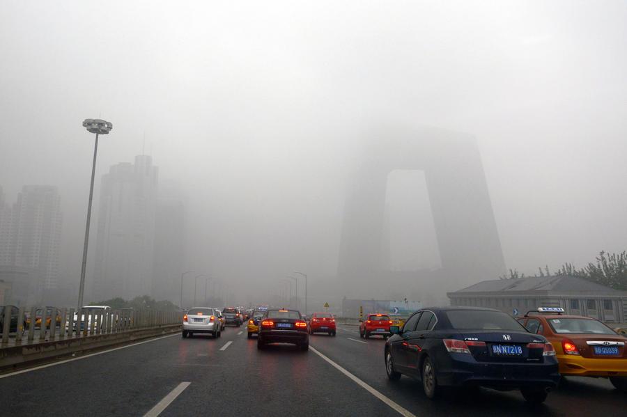 В Китае в этом году уничтожат более 5 млн автомобилей для борьбы с загрязнением воздуха