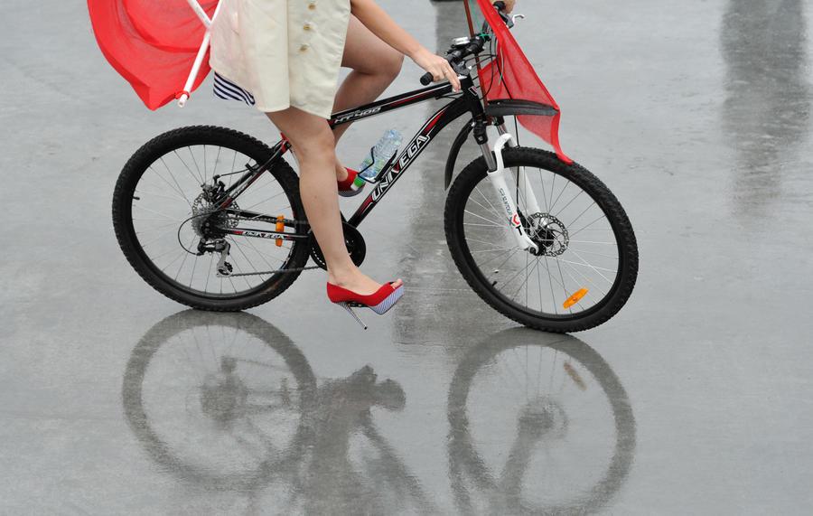 Велосипедистов ограничат в скорости передвижения