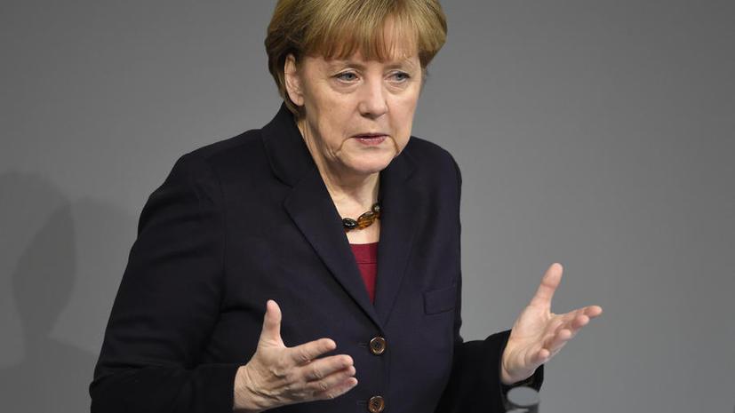 Human Rights Watch: Ангела Меркель должна потребовать от Киева защиты мирных  жителей Украины