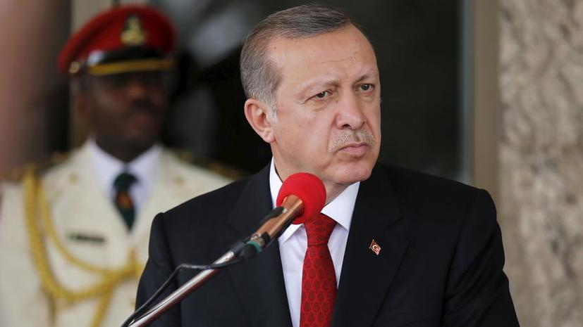 В Турции за критику Эрдогана задержана журналистка голландского издания