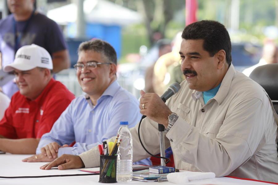 Николас Мадуро: Телеканал RT стал обязательным для тех, кто хочет знать правду