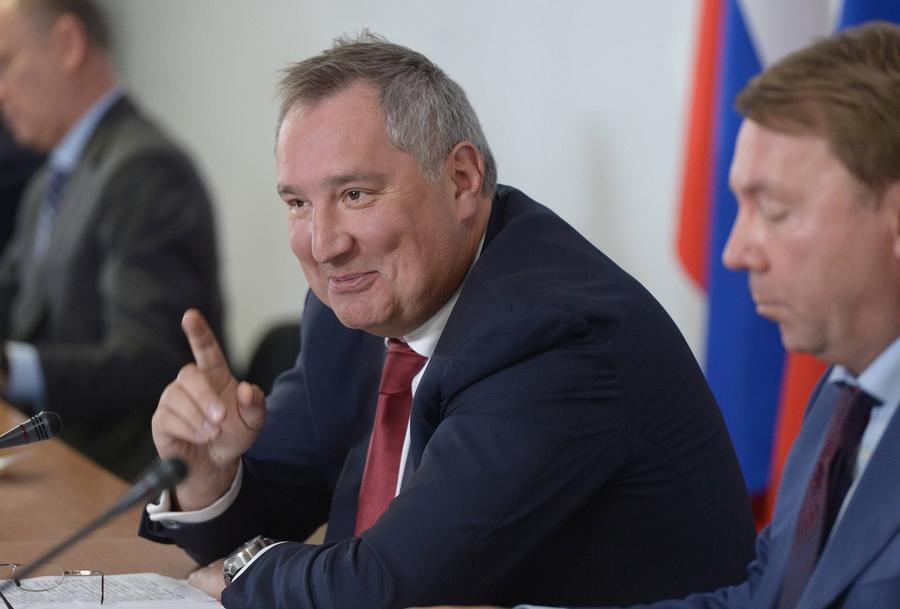 Дмитрий Рогозин словами Остапа Бендера рассказал, что получит Прибалтика за советскую «оккупацию»