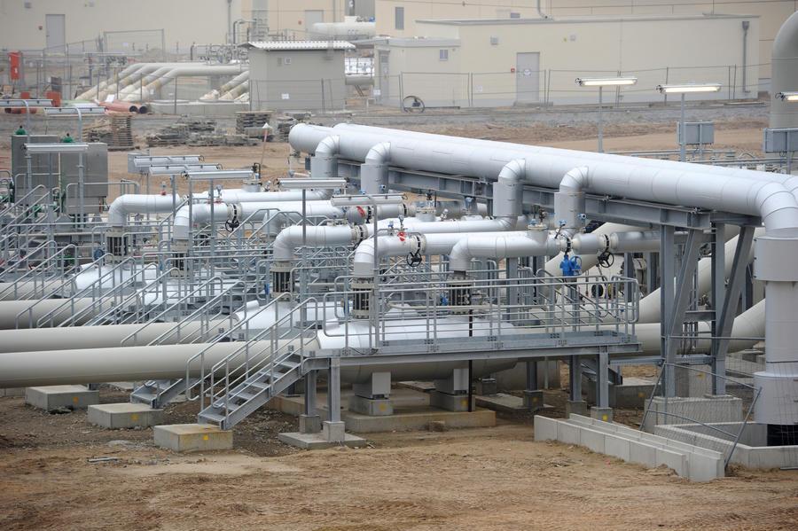 Украина по-прежнему намерена импортировать российский газ с учётом скидки по Черноморскому флоту