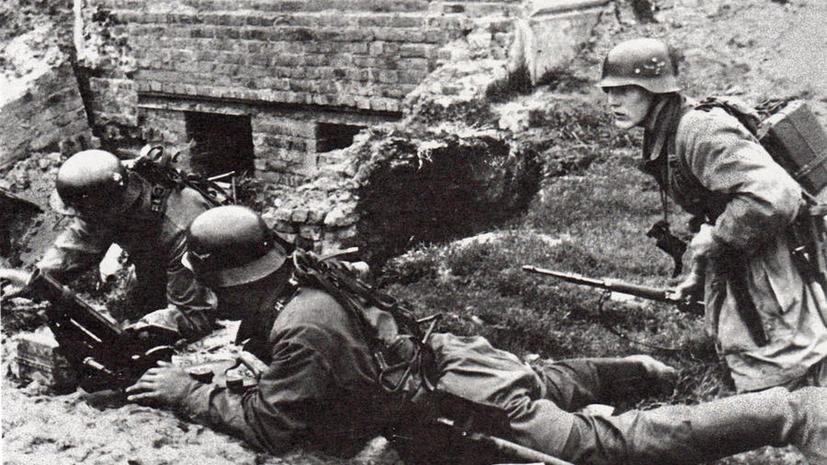 Для повышения выносливости нацистскую армию подсаживали на наркотики