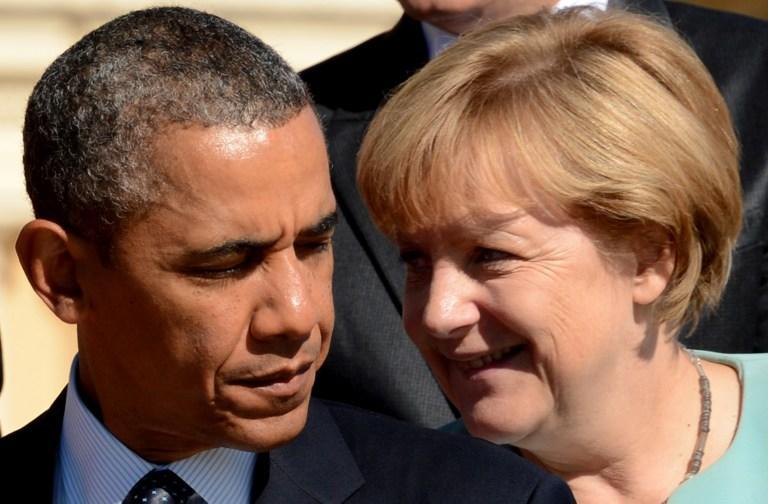 АНБ утверждает, что Барак Обама ничего не знал о прослушке телефона Ангелы Меркель