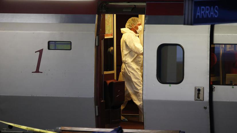 Марокканец открыл огонь из автомата по пассажирам поезда во Франции