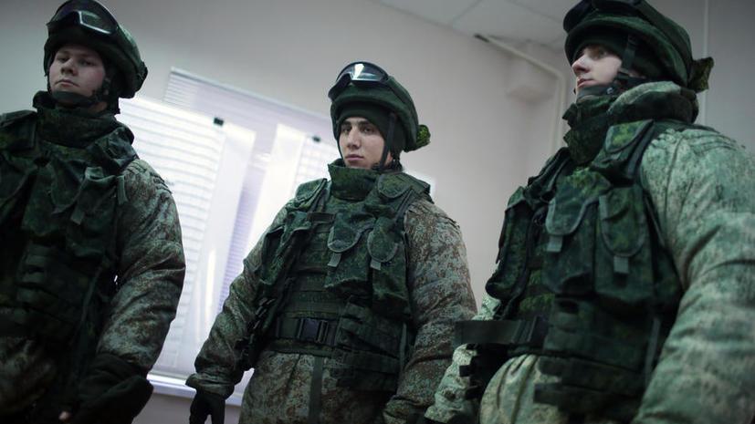СМИ: В России наладят выпуск датчиков «свой-чужой» для солдат
