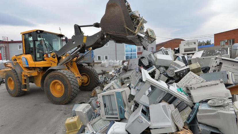 Доклад ООН: Выброшенная электроника — это склад токсичных отходов и драгоценных металлов
