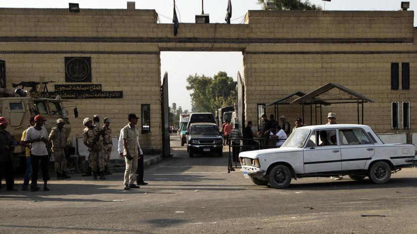 Два гражданина Канады отпущены из египетской тюрьмы