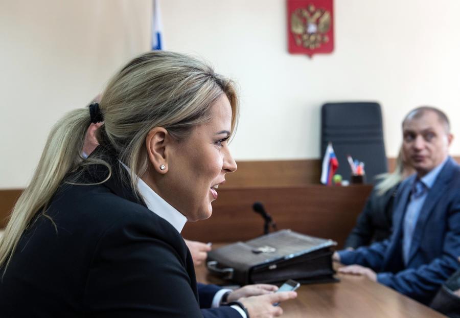С Евгении Васильевой сняли ключевое обвинение