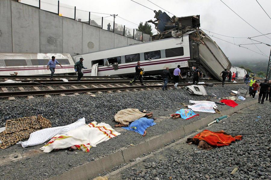Машинист разбившегося в Галисии поезда был любителем быстрой езды