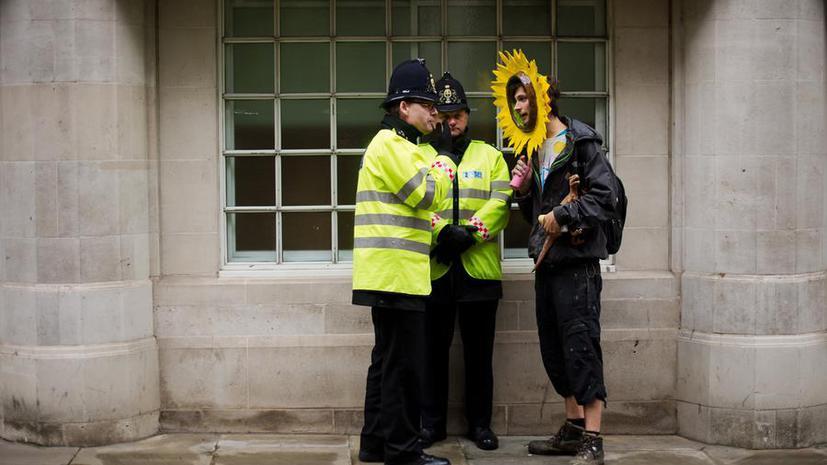 Британские полицейские отказываются расследовать преступления