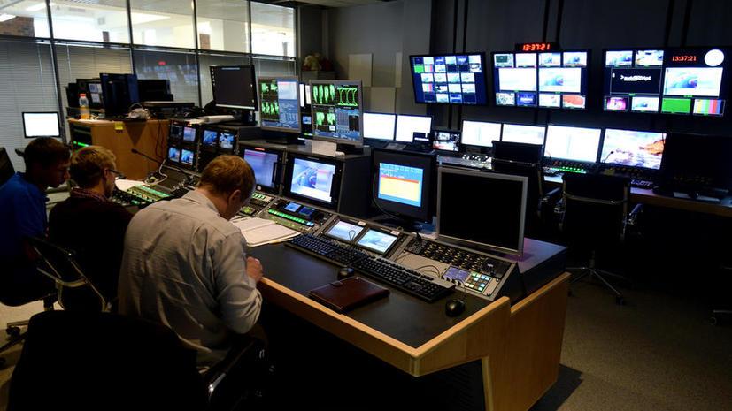 Минкомсвязи РФ: источник помех, создаваемых российскому телеспутнику, находится на территории Украины