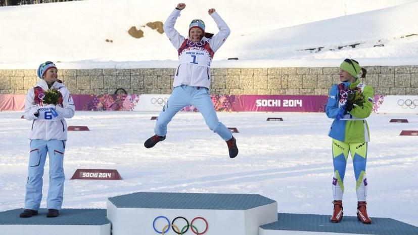 Норвежская сборная по биатлону может усилиться олимпийской чемпионкой по лыжным гонкам