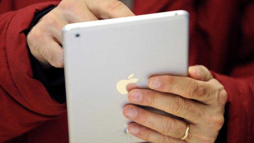 Выходит iPad на 128 гигабайт