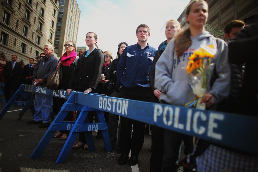 Российские спецслужбы сотрудничают с американскими властями в рамках расследования теракта в Бостоне