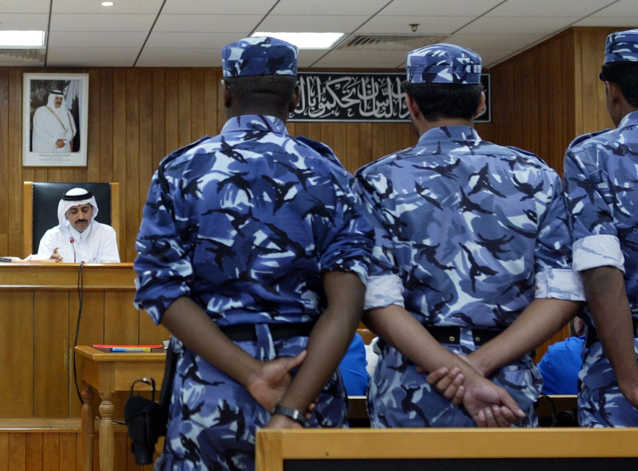 Катарский поэт-революционер получил пожизненный срок