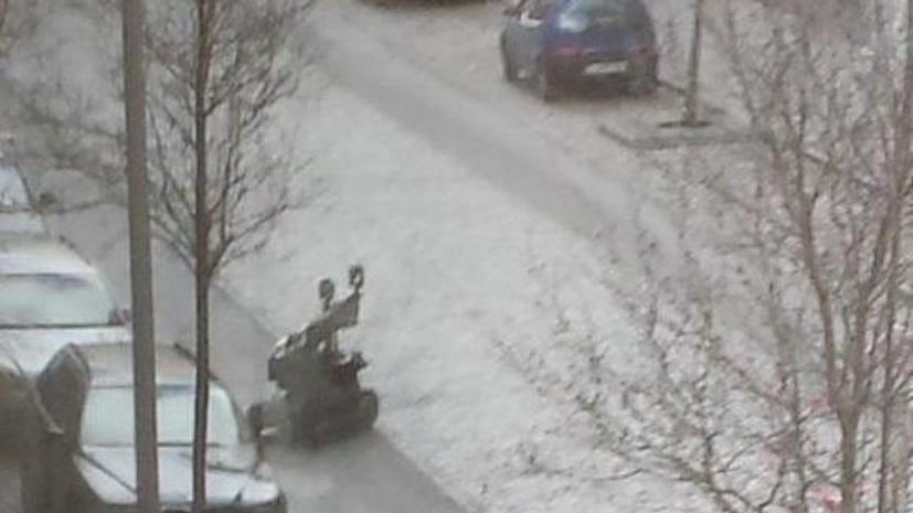 В Брюсселе из-за подозрительного автомобиля эвакуированы здания Европарламента