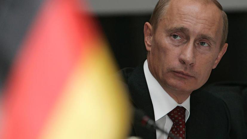 Немецкие СМИ: Всё больше немцев восхищаются Путиным и ненавидят Запад