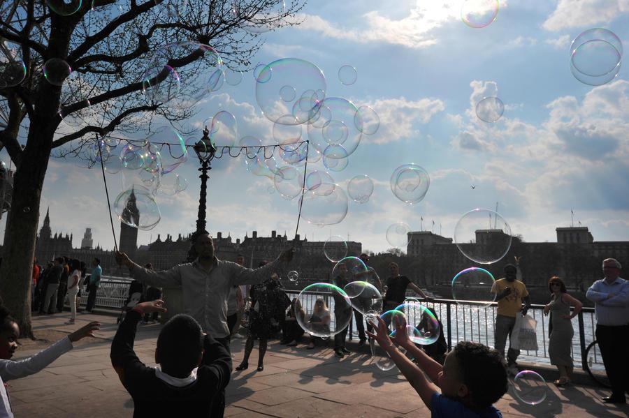 Статистика: Каждый четвёртый ребёнок в Британии рождён от иностранного отца