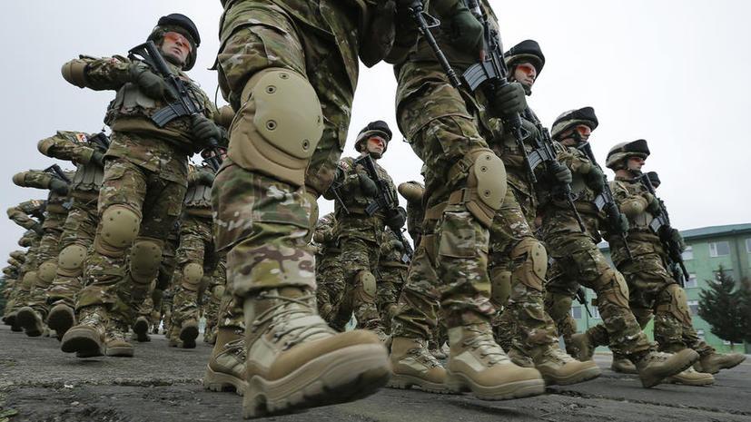 НАТО наращивает присутствие в Восточной Европе, опасаясь нападения со стороны России