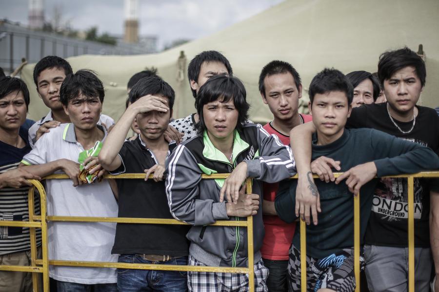 Нарушителей миграционного режима ждёт запрет на въезд в Россию сроком до десяти лет