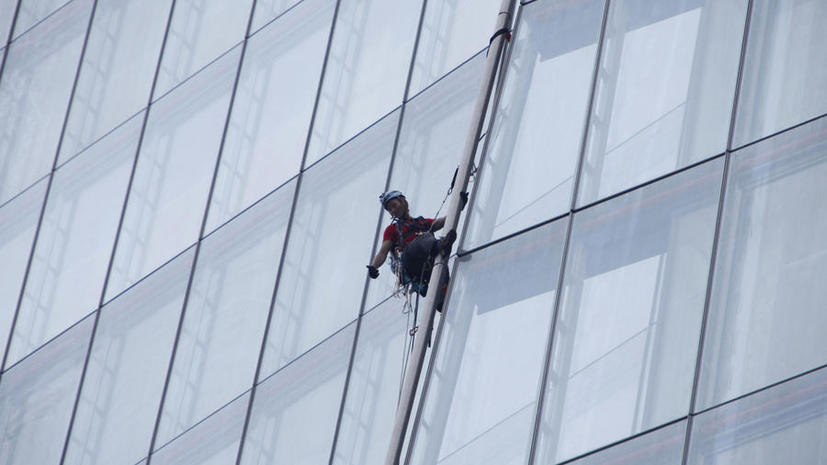 В Лондоне арестованы альпинистки, «покорившие» самый высокий небоскрёб Евросоюза