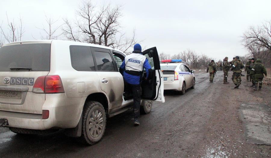 СМИ: На встрече в Минске будут обсуждаться условия создания демилитаризованной зоны в Донбассе