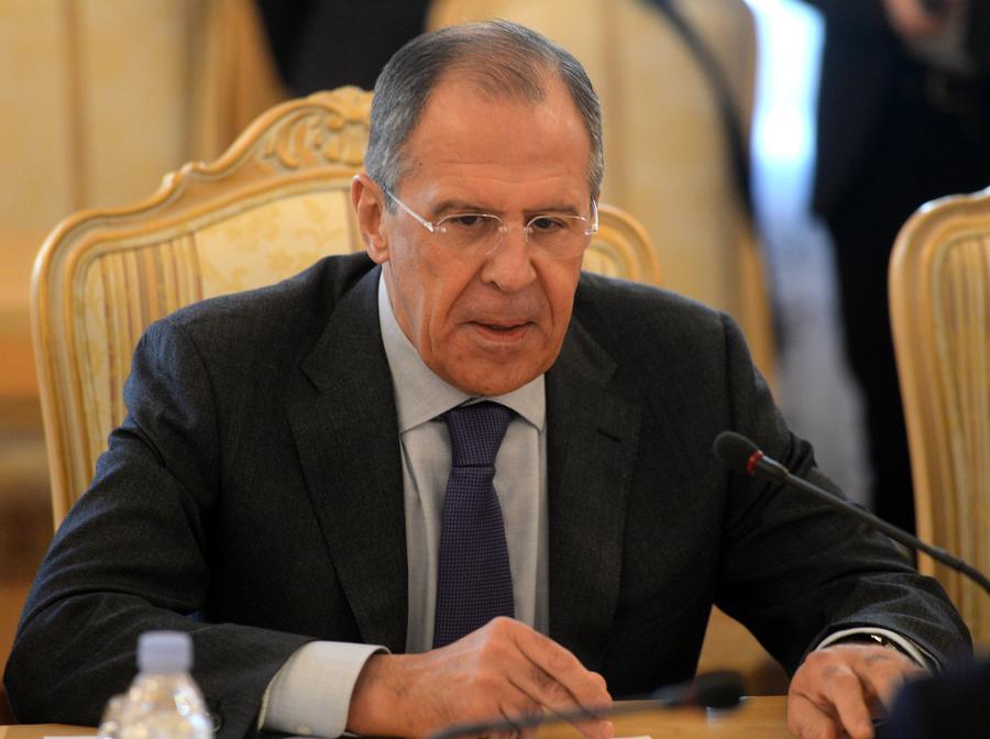 Сергей Лавров: ядерный терроризм представляет одну из наиболее серьёзных угроз международной безопасности