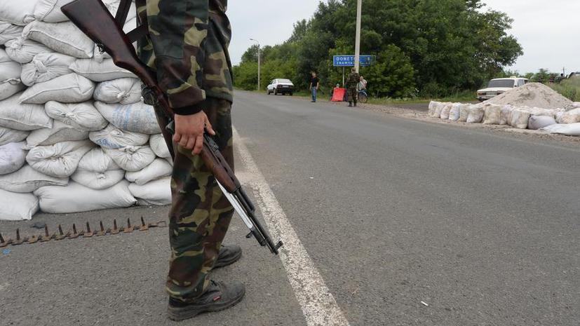 Стороны конфликта в Донбассе договорились о создании гуманитарного коридора в районе Дебальцево