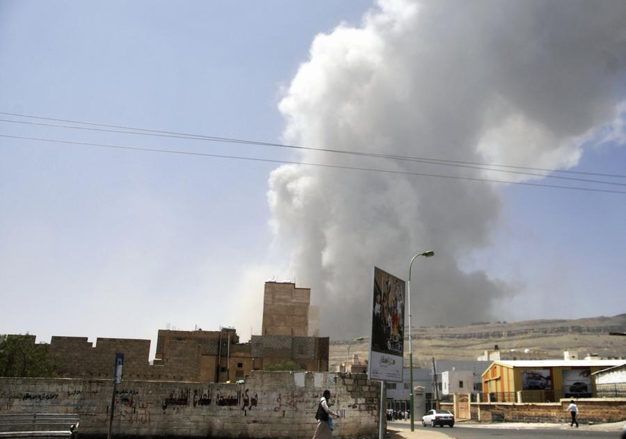 СМИ: Возглавляемая Саудовской Аравией коалиция ввела в Йемен контингент наземных войск