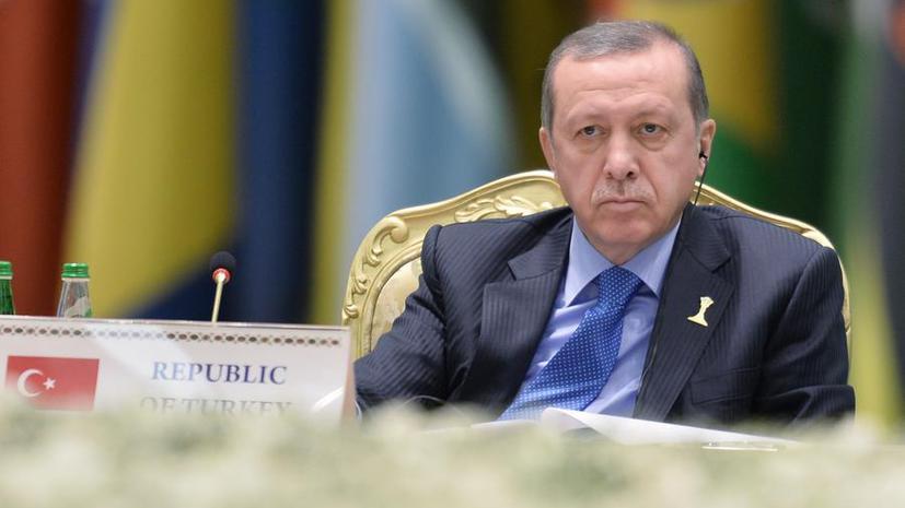 Эксперт: «Оккупация» Сирии — личный интерес режима Эрдогана