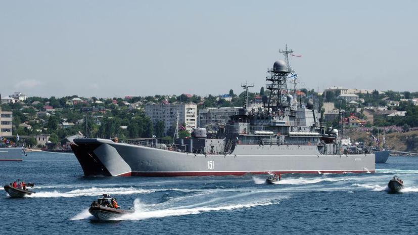 Владимир Путин утвердил изменения в Морской доктрине РФ