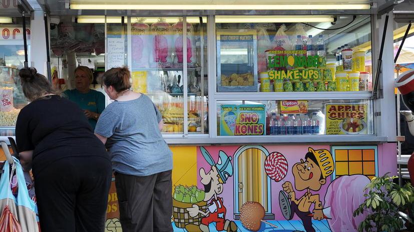 Траты на глобальную борьбу с ожирением превысили расходы на вооружение
