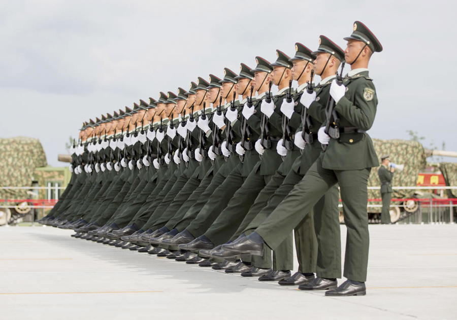 Завтра в Китае пройдёт Парад победы, посвящённый 70-летию со дня окончания Второй мировой войны