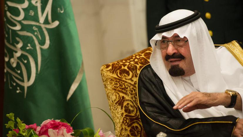 СМИ: Король Саудовской Аравии пережил клиническую смерть