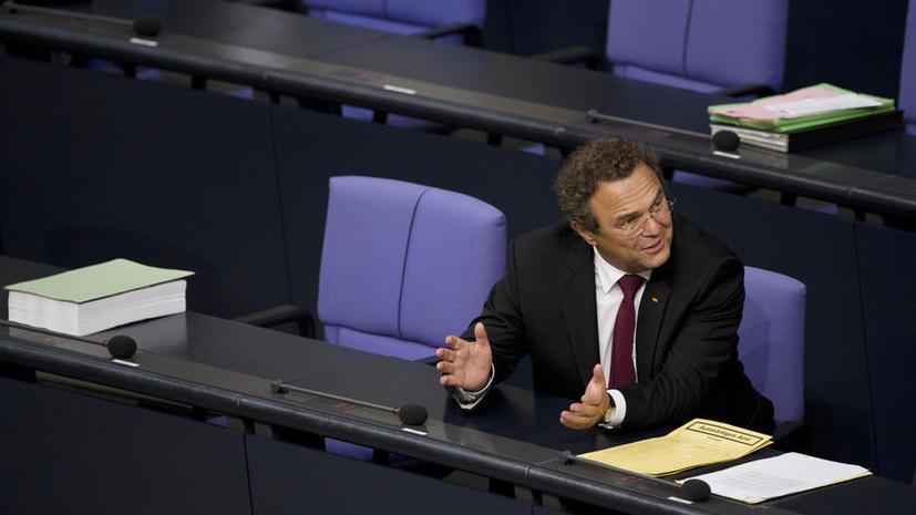 Немецкий министр: Германии не нужны бедные мигранты