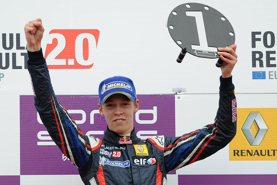 Новости «Формулы-1»: Российский гонщик Даниил Квят станет вторым пилотом итальянской команды