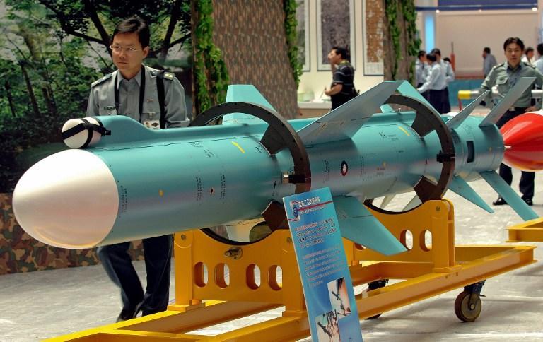Япония впервые разместила ракеты на островах в Восточно-Китайском море