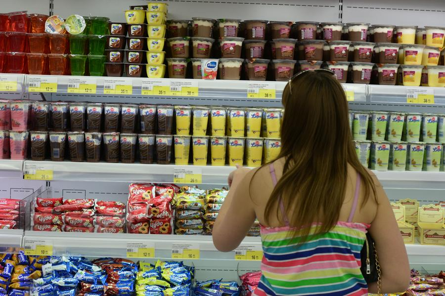 Исследование: В борьбе с депрессией помогут йогурты