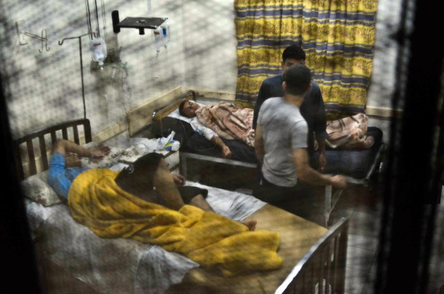 Отчет: врачи военного госпиталя Каира измывались над оппозиционерами