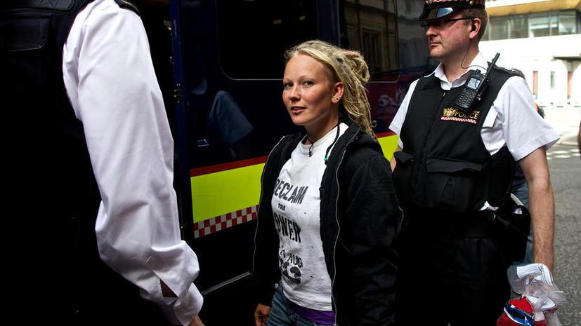 The Guardian: британская полиция вербует информаторов, чтобы следить за студентами