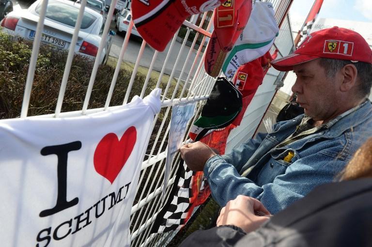 СМИ: легендарный гонщик «Формулы-1» Михаэль Шумахер постепенно выходит из комы