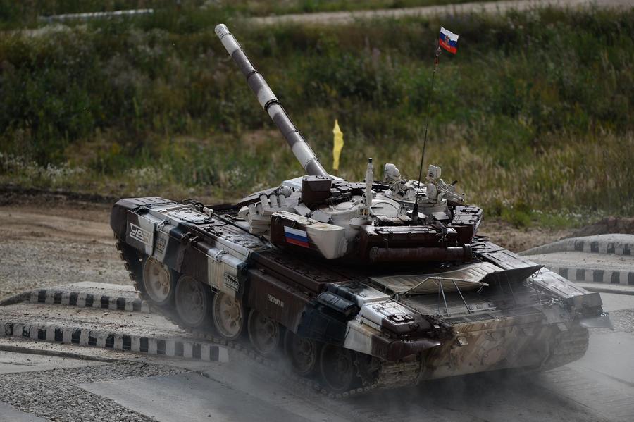 В Подмосковье завершаются Армейские международные игры — 2015