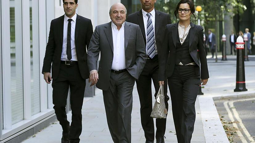 Секретная любовница Березовского «заморозила» французские активы олигарха
