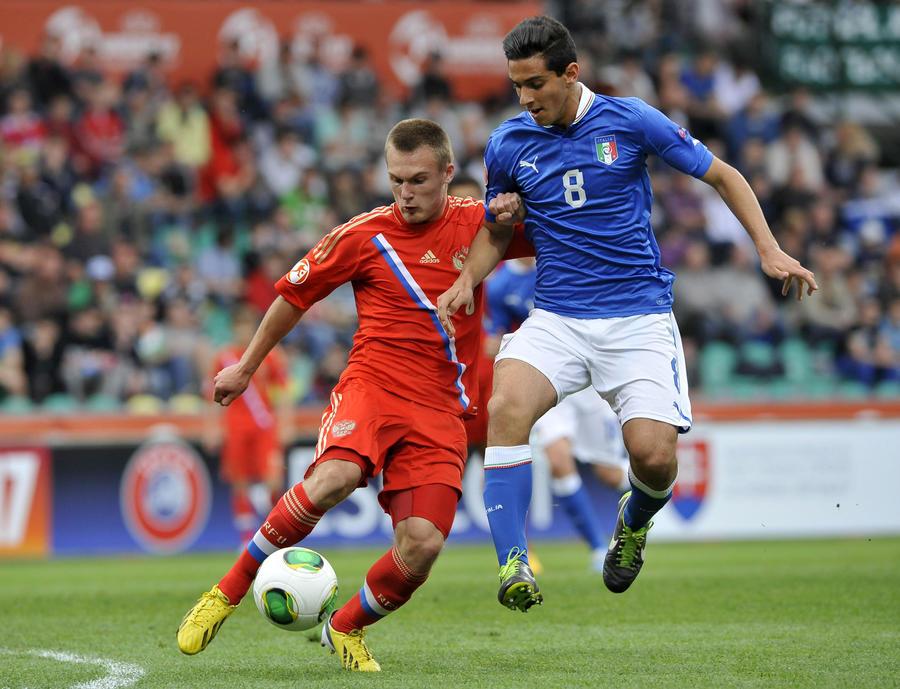 Россия выиграла юношеский чемпионат Европы по футболу
