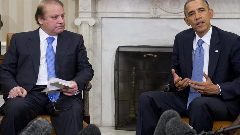 Премьер Пакистана потребовал от президента США прекратить использование беспилотников