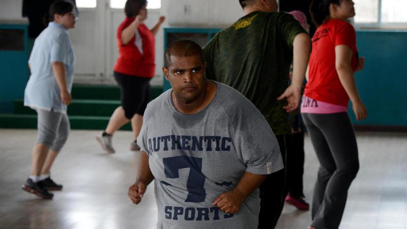 Американские учёные: у толстых родителей - толстые дети